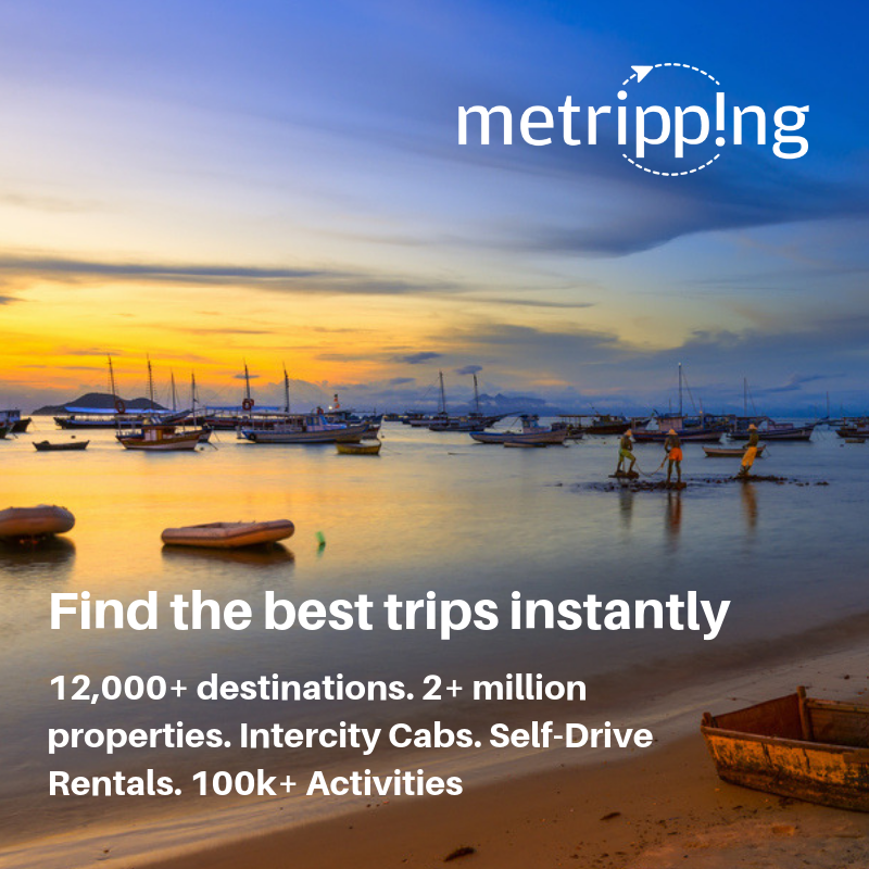 MeTripping - Intelligent Travel Search